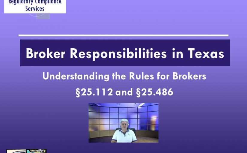 New Broker Training Now Available